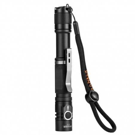 Manker E12 650lumen, AA Flashlight