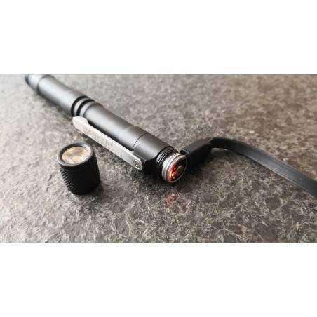Manker PL11 120 Lumens CREE XPG3 LED Flashlight Pen Use 1x...