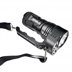 Manker MK39 Ranger, 6000lm, 1100m throw - Rechargeable